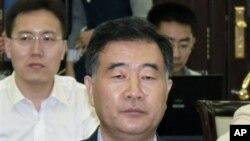 中國廣東省委書記汪洋(資料照片)