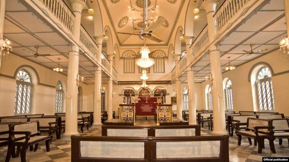 ဂ်ဴးဘုရားေက်ာင္းကို ရန္ကုန္ၿမိဳ႕ျပအေမြအႏွစ္အျဖစ္နဲ႔ သတ္မွတ္( ဓါတ္ပံု-Yangon Heritage Trust)