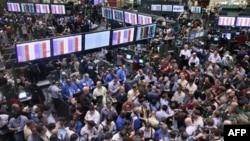Нью-Йоркская товарно-сырьевая биржа (архивное фото)