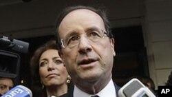 法國總統奧朗德