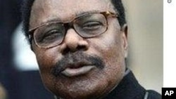 L'ancien président gabonais Omar Bongo Ondimba, 2012. Source: AP