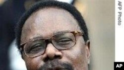 L'ancien président gabonais Omar Bongo Ondimba