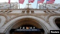 Khách sạn Quốc tế Trump ở thủ đô Washington