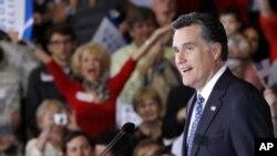 Mitt Romney dan takarar jam'iyar Republican