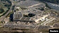미국 워싱턴의 국방부 건물.
