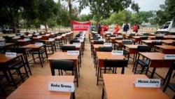 Sept ans après Chibok, une centaine d'écolières Nigérianes toujours portées disparues