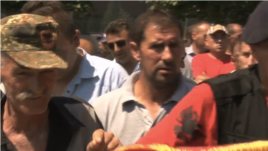 Arrestime pas protestës së ish luftëtarëve të UÇK-së