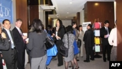Các luật sư Mỹ gốc Việt tại Hội nghị toàn quốc lần thứ 5 ở Washington DC