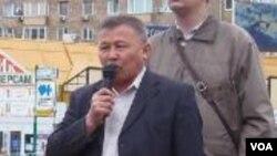 乌克杰什巴耶夫