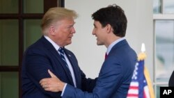 US Canada Trump