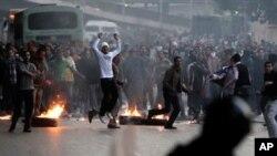 Συνεχίζονται οι αντικυβερνητικές διαδηλώσεις στην Αίγυπτο