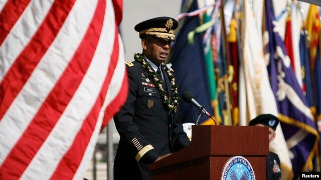 Tướng Vincent Brooks, Tư lệnh Lục quân Mỹ ở Thái Bình Dương.