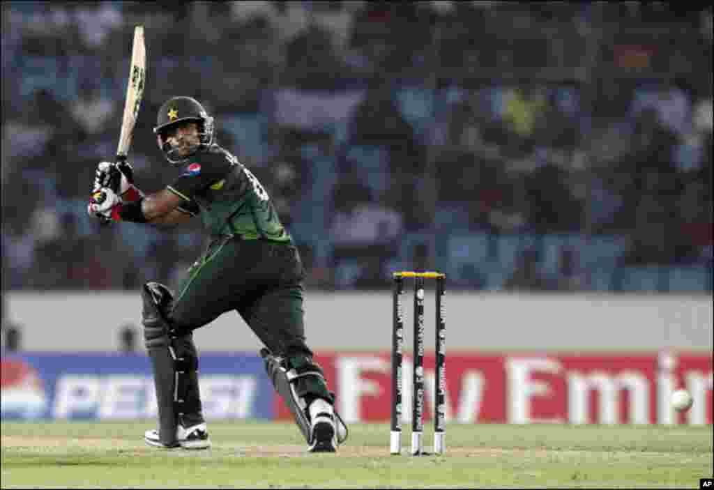 کرکٹ: پاکستان - ویسٹ انڈیز