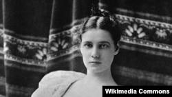세계적 여성 저널리스트, 넬리 블라이의 21살 당시 모습.