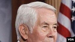 Senator AS Richard Lugar dari Partai Republik.