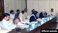 سینیٹ کی قائمہ کمیٹی برائے اُمور خارجہ کا اجلاس بدھ کو اسلام آباد میں ہوا۔