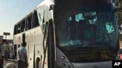 Pazar günü turist otobüsüne yönelik düzenlenen bombalı saldırıda 17 kişi yaralandı.