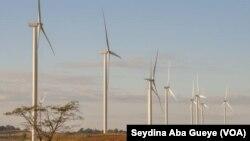 La centrale Taiba Ndiaya, au Sénégal, le 26 février 2020. (VOA/Seydina Aba Gueye)
