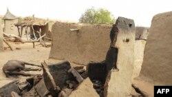 Trente-huit morts dans une attaque contre deux villages maliens