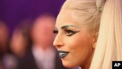 American singer Lady Gaga (File 2011)
