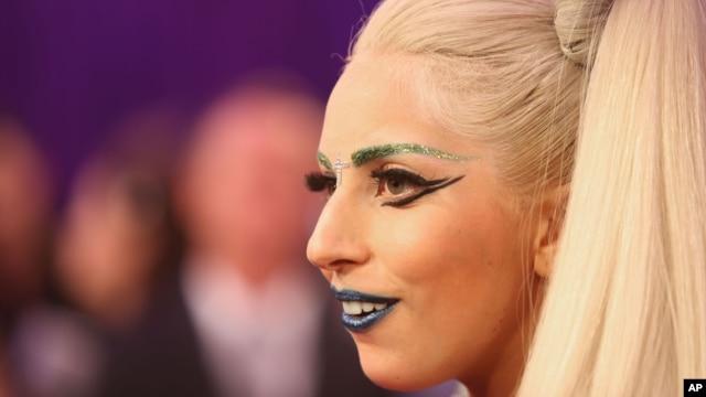 Penyanyi Amerika Lady Gaga. (Foto: Dok)