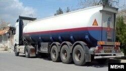 Oil- Iran- transit