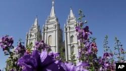 Templo mormón en Washington: La relación de la iglesia mormona con los Boy Scouts data de principios de los años 1900.