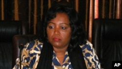 Rosa Pacavira, Ministra do Comércio