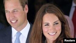 Pasangan Kerajaan Inggris Pangeran William dan Catherine dalam kunjungan ke Kuala Lumpur, September 2012. (Foto: Dok)