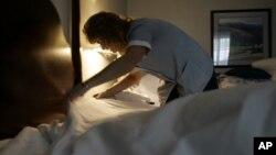 Las empleadas domésticas en particular están con frecuencia expuestas a abusos sexuales.