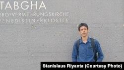 Stanislaus Riyanta. (Foto: Koleksi Pribadi)
