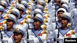 Lính Hải quân Việt Nam.