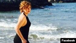 زحل اولجای خواننده سرشناس ترکیه - عکس از صفحه رسمی او در فیسبوک