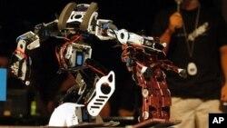 전투 로봇 논란...약초 효능 연구
