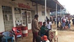 Reportage de Narval Mabila, correspondant VOA Afrique à Lubumbashi