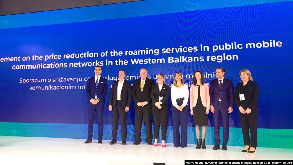 Vendet e Ballkanit Perëndimor do të ulin çmimet telefonike