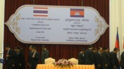 As Two Sides Meet, Slow Progress in Preah Vihear Border Dispute