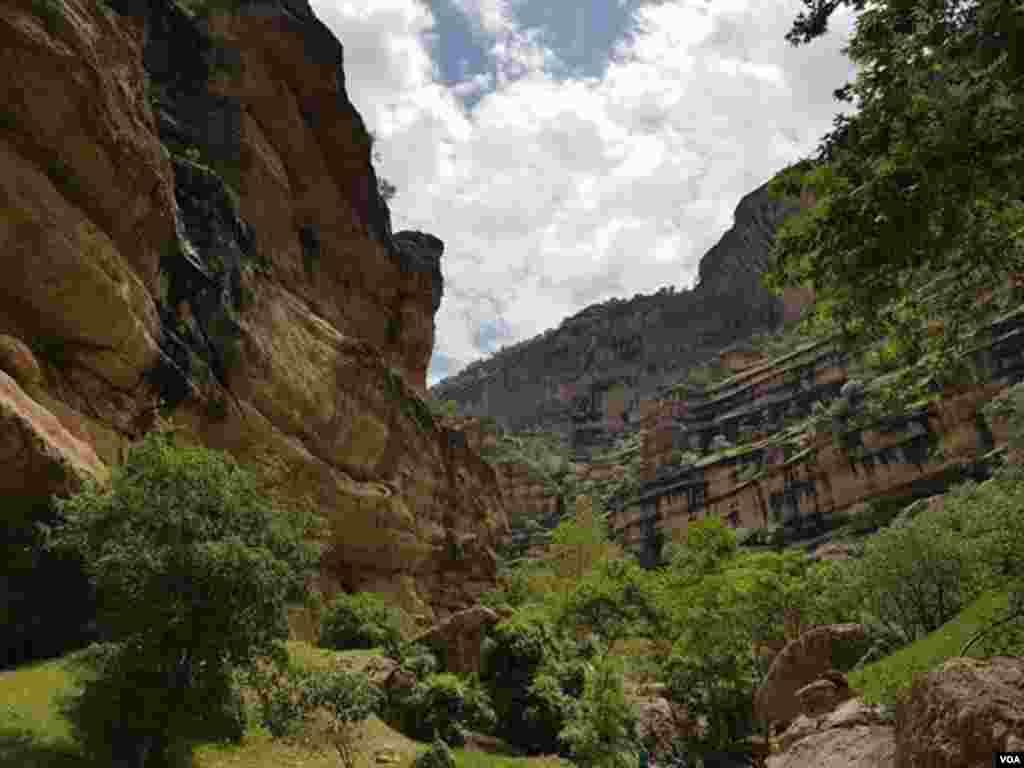 دره شیرز کوهدشت لرستان عکس: مهدی