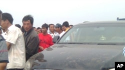 內蒙古自治區發生蒙漢衝突事件