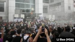 港人6月10号示威要求北京交代李旺阳死因真相