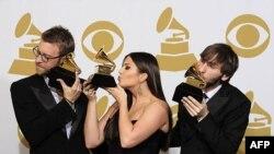 Los-Ancelesdə 54-cü Grammy mükafatlarının təqdimatı mərasimi keçirildi