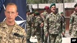 اظهارات آیساف راجع به افزایش حملات انتحاری در افغانستان