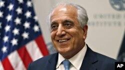 Залмай Халилзад возглавляет делегацию США на переговорах с Талибаном