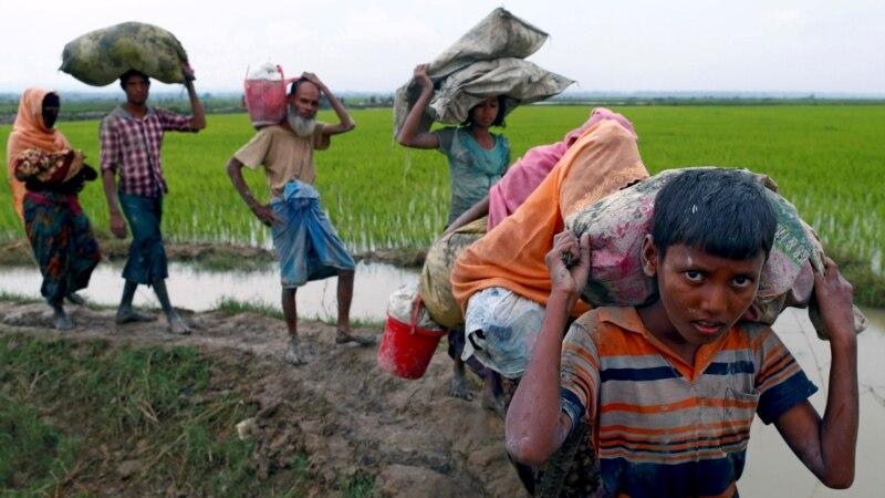 روہنگیا کو بھارت میں داخل ہونے سے روکنے کے لیے سخت سکیورٹی انتظامات