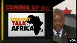 Straight Talk Africa on Burundi