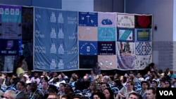 第19届国际艾滋病大会会场