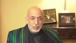 卡爾扎伊將與美國高層討論阿富汗前途問題