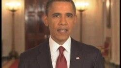 Başkan Obama Canlı Yayında Usame bin Ladin'in Öldürüldüğünü Açıkladı (Türkçe Seslendirme)