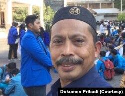 Dekan Fakultas Hukum Universitas Islam Indonesia Dr Abdul Jamil. (Foto: Courtesy/Dokumen Pribadi)