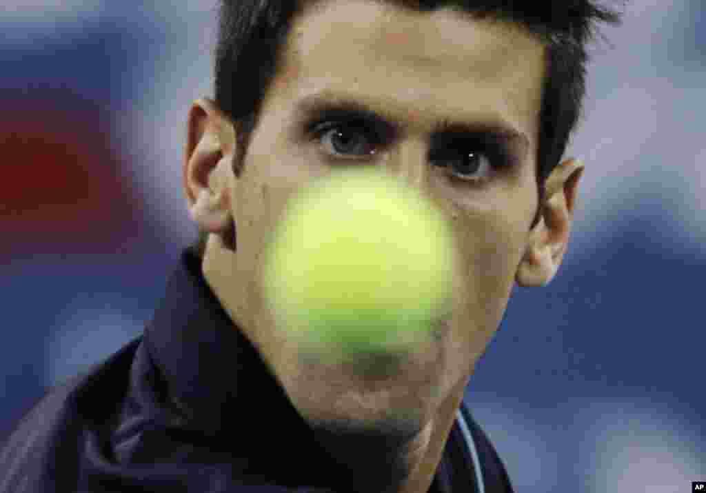 Открытый чемпионат США по теннису. Новак Джокович